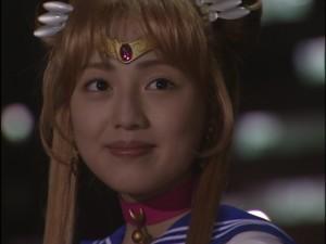 Live Action Pretty Guardian Sailor Moon Act 9 - Sailor Moon