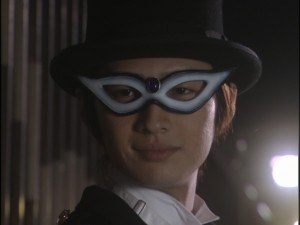 Live Action Pretty Guardian Sailor Moon Act 9 - The real Tuxedo Mask