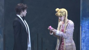 Pretty Guardian Sailor Moon Le Mouvement Final - Mamoru proposes to Usagi