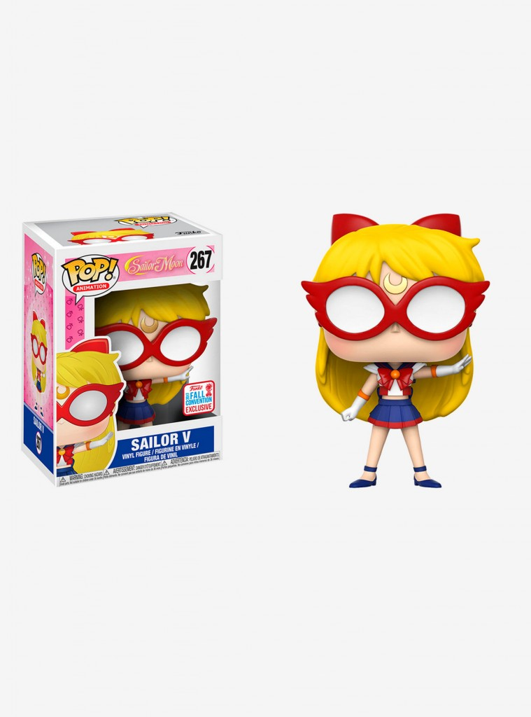 Sailor V Fall Convention Exclusive