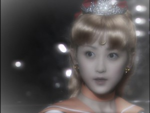 Live Action Pretty Guardian Sailor Moon Act 13 - Sailor Venus is not in these episodes