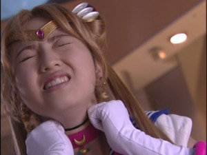 Live Action Pretty Guardian Sailor Moon Act 13 - Usagi attacked by Kunzite