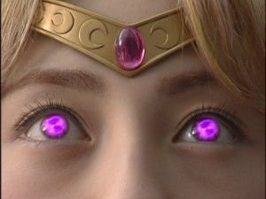 Live Action Pretty Guardian Sailor Moon Act 13 - Usagi becoming a monster