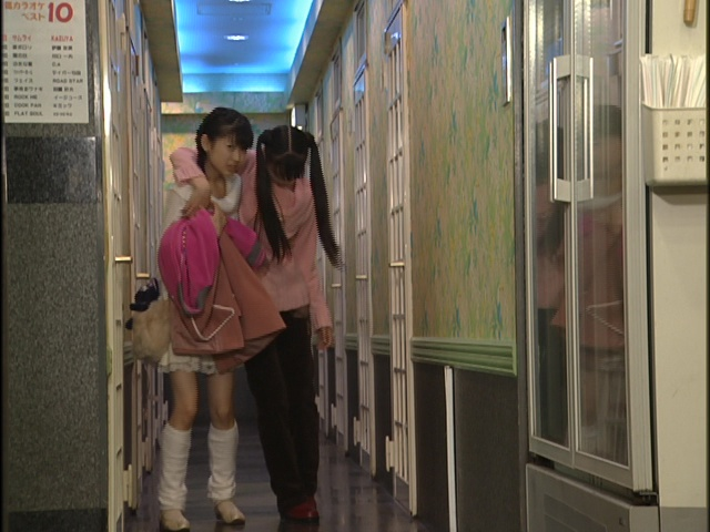 Live Action Pretty Guardian Sailor Moon Act 14 - Ami tries to carry Usagi