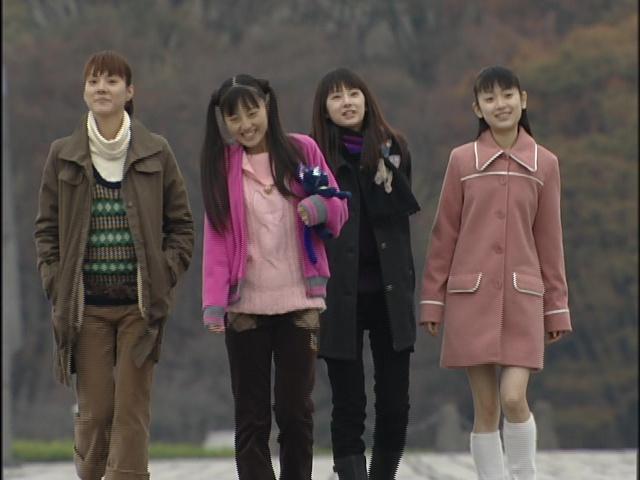 Live Action Pretty Guardian Sailor Moon Act 14 - Makoto, Usagi, Rei and Ami