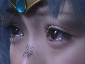 Live Action Pretty Guardian Sailor Moon Act 14 - Sailor Mercury cries