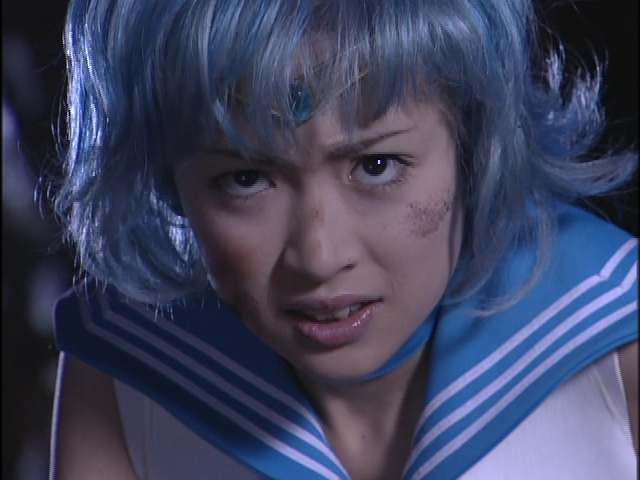 Live Action Pretty Guardian Sailor Moon Act 14 - Sailor Mercury fights Kunzite