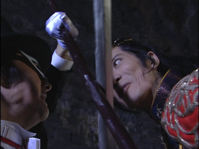 Live Action Pretty Guardian Sailor Moon Act 14 - Tuxedo Mask and Kunzite