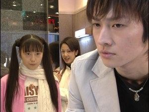 Live Action Pretty Guardian Sailor Moon Act 15 - Naru notices something between Usagi and Mamoru