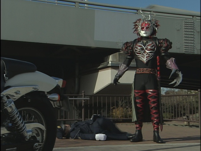 Live Action Pretty Guardian Sailor Moon Act 15 - The cop was a monster