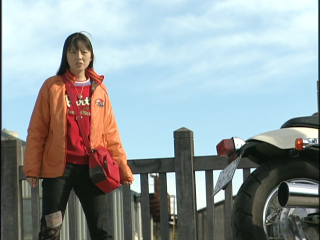 Live Action Pretty Guardian Sailor Moon Act 15 - Usagi is torn, much like Mamoru's jacket