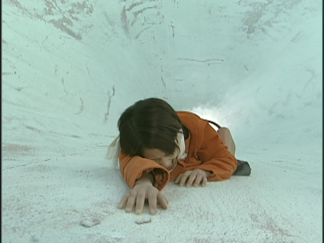 Live Action Pretty Guardian Sailor Moon Act 16 - Naru falling into the Sarlacc Pit