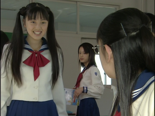 Live Action Pretty Guardian Sailor Moon Act 16 - Naru judging Ami
