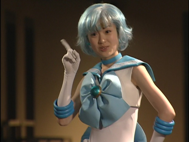 Live Action Pretty Guardian Sailor Moon Act 16 - Sailor Mercury