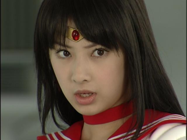 Live Action Pretty Guardian Sailor Moon Act 16 - Sailor Mars