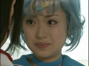 Live Action Pretty Guardian Sailor Moon Act 16 - Sailor Mercury cries