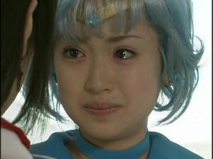 Live Action Pretty Guardian Sailor Moon Act 16 - Sailor Mercury cries