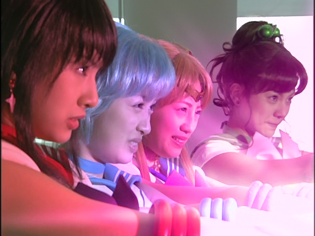 Live Action Pretty Guardian Sailor Moon Act 16 - The Sailor Guardians attack