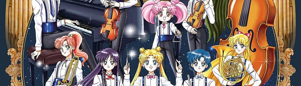 Pretty Guardian Sailor Moon 25th Anniversary Classic Concert Album cover