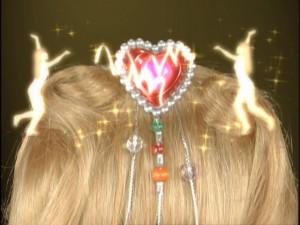 Live Action Pretty Guardian Sailor Moon Act 17 - Dancers make Sailor Venus's bow