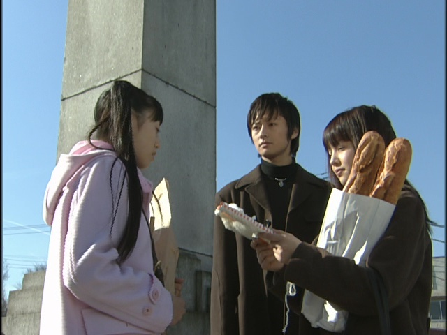 Live Action Pretty Guardian Sailor Moon Act 17 - Hina is actually really nice