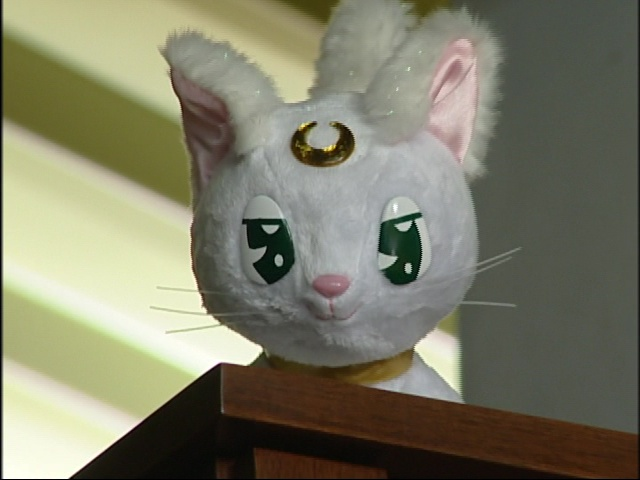 Live Action Pretty Guardian Sailor Moon Act 17 - Artemis preaches