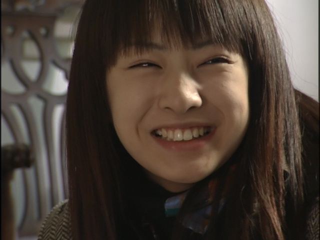 Live Action Pretty Guardian Sailor Moon Act 17 - Rei smilesLive Action Pretty Guardian Sailor Moon Act 17 - Rei smiles