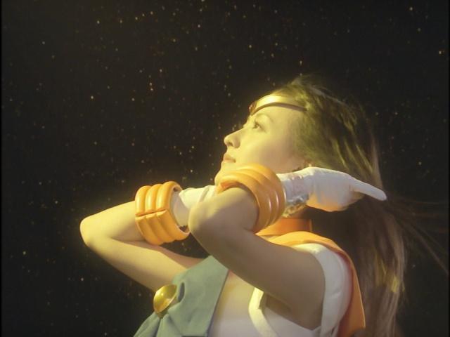 Live Action Pretty Guardian Sailor Moon Act 17 - Sailor Venus transforms