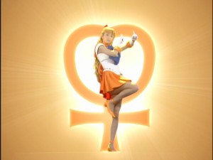 Live Action Pretty Guardian Sailor Moon Act 17 - Sailor Venus