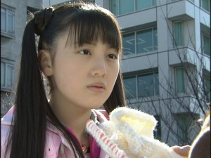 Live Action Pretty Guardian Sailor Moon Act 17 - Usagi notices that Hina is actually super nice