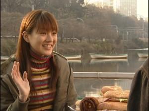 Live Action Pretty Guardian Sailor Moon Act 18 - Makoto grills Motoki about Mamoru's girlfriend