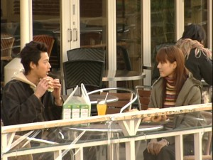 Live Action Pretty Guardian Sailor Moon Act 18 - Motoki and Makoto on a pseudo date
