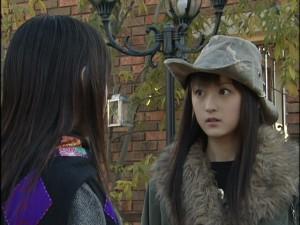 Live Action Pretty Guardian Sailor Moon Act 18 - Rei and Minako argue