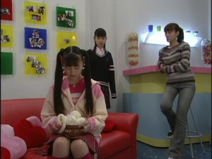 Live Action Pretty Guardian Sailor Moon Act 18 - Usagi contemplates her scarf