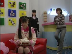 Live Action Pretty Guardian Sailor Moon Act 18 - Usagi contemplates her scarf