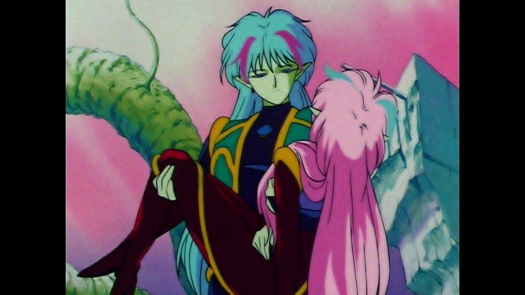 Sailor Moon R episode 59 - Viz Blu-Ray - Ail and An