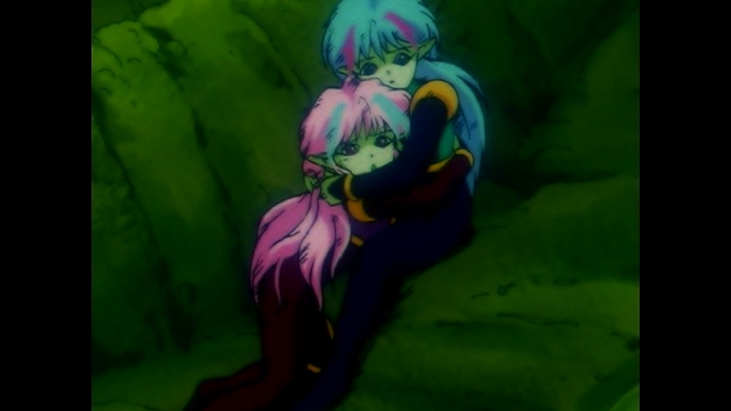 Sailor Moon R episode 59 - Viz Blu-Ray - Young Ail and An