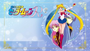 Sailor Moon R Part 1 Japanese Blu-Ray - Disc 2 menu