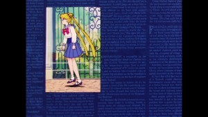 Sailor Moon R Part 1 Japanese Blu-Ray - Easy to read credits!