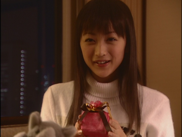 Live Action Pretty Guardian Sailor Moon Act 19 - Minako gives chocolate to Artemis