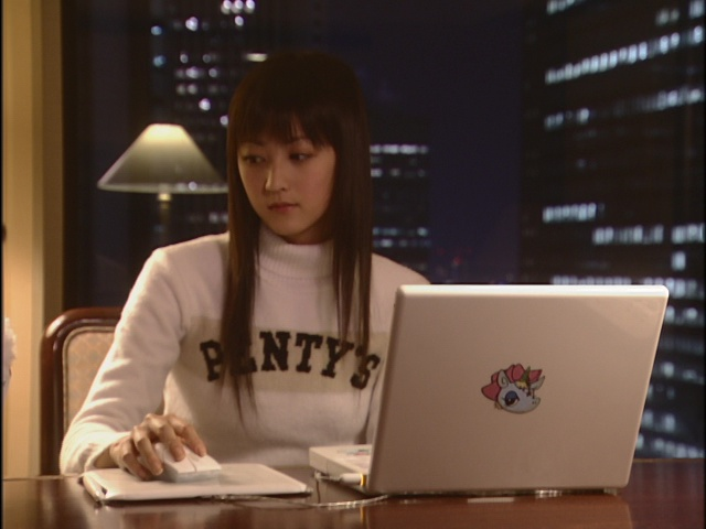 Live Action Pretty Guardian Sailor Moon Act 19 - Minako working hard
