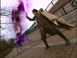 Live Action Pretty Guardian Sailor Moon Act 20 - Kunzite attacks Sailor Mercury