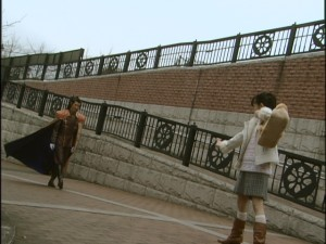 Live Action Pretty Guardian Sailor Moon Act 20 - Kunzite confronts Ami