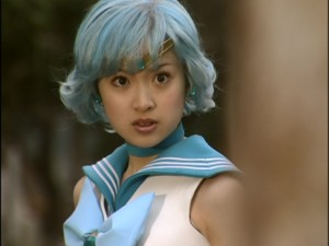 Live Action Pretty Guardian Sailor Moon Act 20 - Sailor Mercury vs. Kunzite