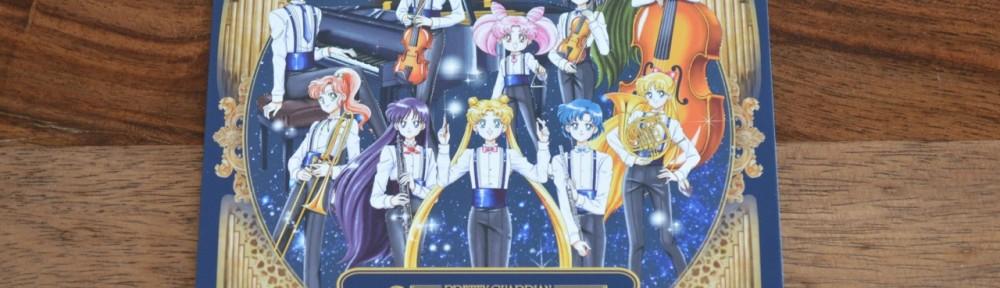 Pretty Guardian Sailor Moon Classic Concert CD review