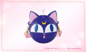 Sailor Moon The Miracle 4-D Attraction - Luna P container