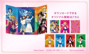 Sailor Moon The Miracle 4-D Attraction - Photo frame