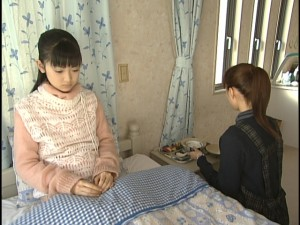 Live Action Pretty Guardian Sailor Moon Act 21 - Ami in bed