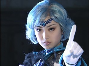 Live Action Pretty Guardian Sailor Moon Act 21 - Dark Mercury