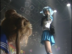 Live Action Pretty Guardian Sailor Moon Act 22 - Dark Mercury attacks Sailor Moon